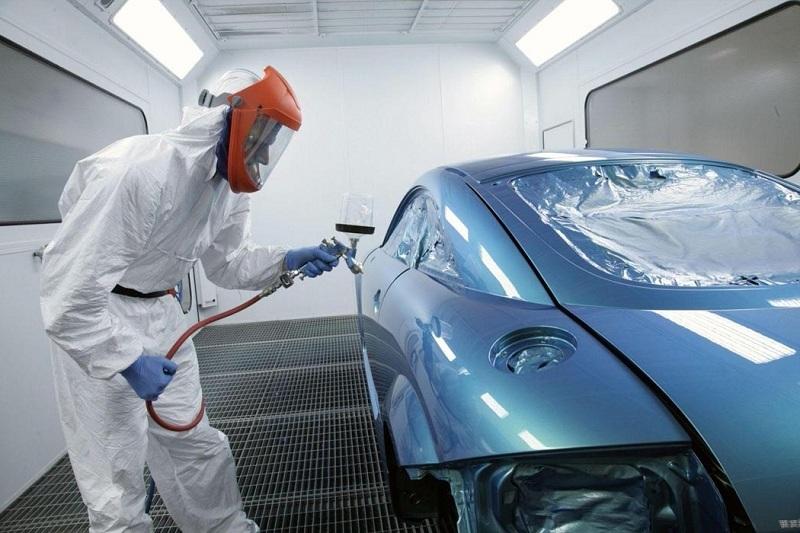 Как зачистить машину для покраски